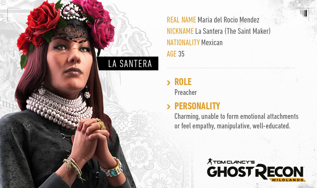 Tom Clancy's Ghost Recon® Wildlands :: Group Announcements