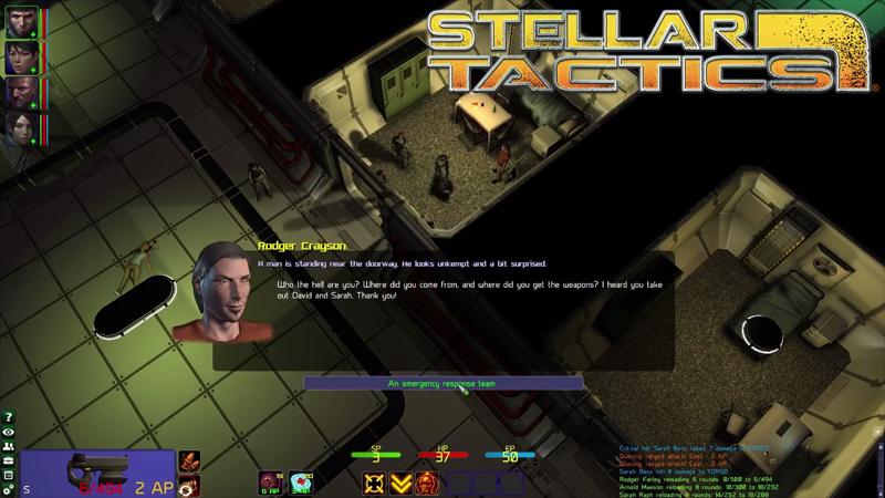 Stellar Tactics :: Updated Dauntless - work in progress