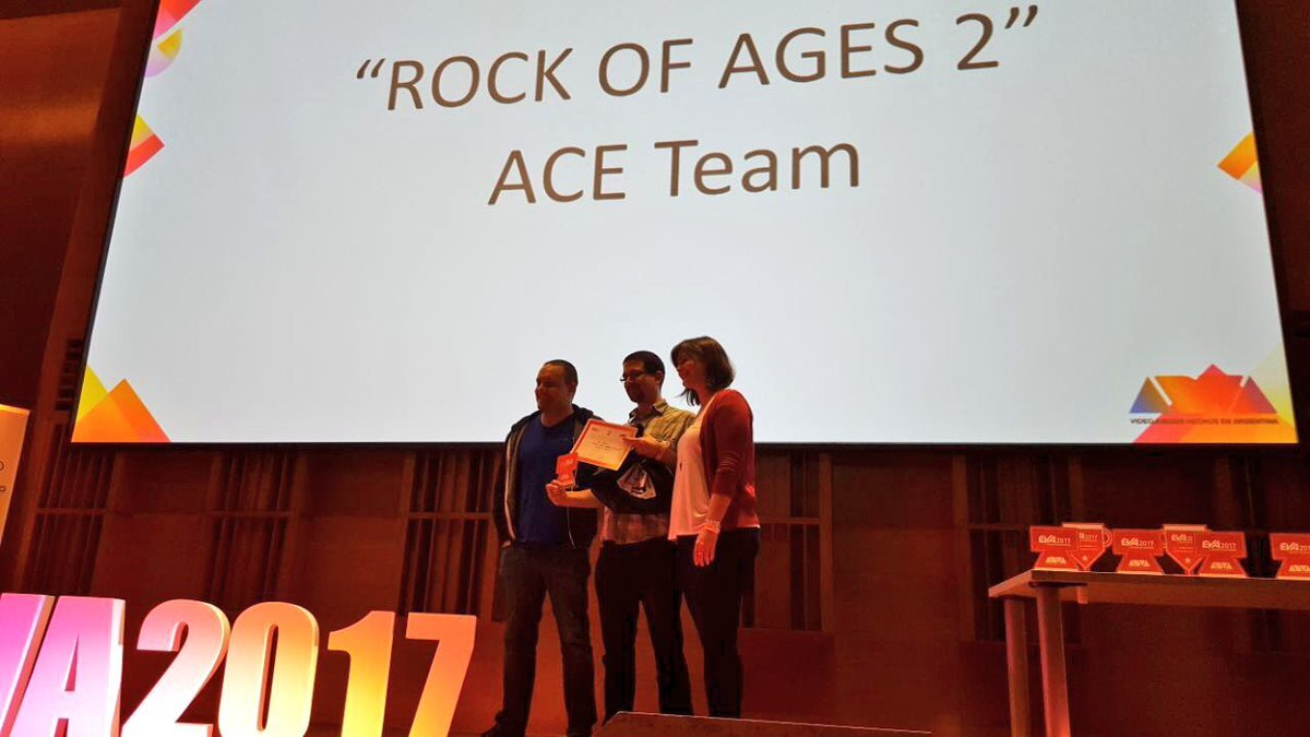 Oct 30, 2017 Rock of Ages 2 won the best Unreal Engine