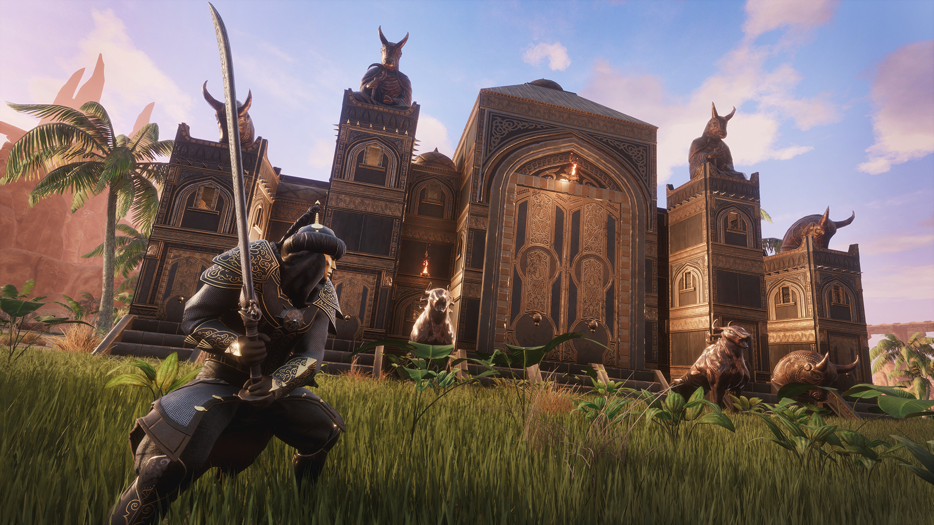 Conan Exiles :: PC Patch (05 02 2019) - Bug fixes and optimizations