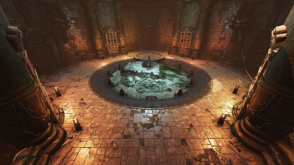 Conan Exiles Update 33 – Combat Revamp, Fast Travel, Farming, and