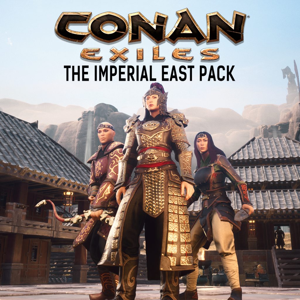 Conan Exiles :: Conan Exiles first DLC patch, The Imperial