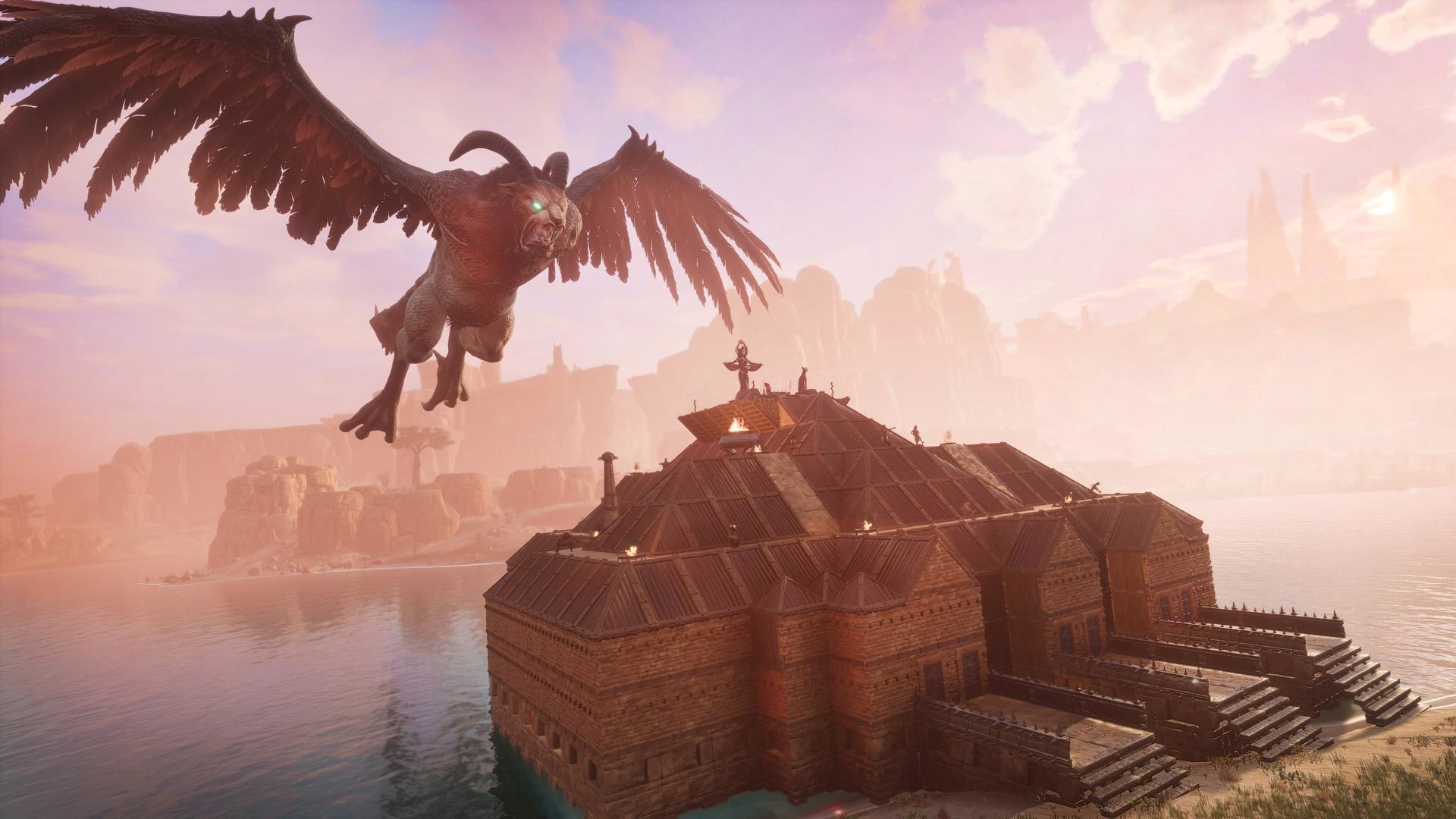 Conan Exiles :: Weekly Community Newsletter: Pets and The Savage