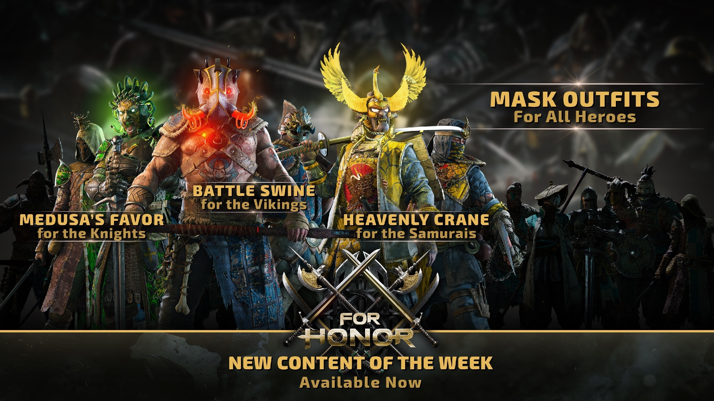 For Honor :: Rite of Champions Event