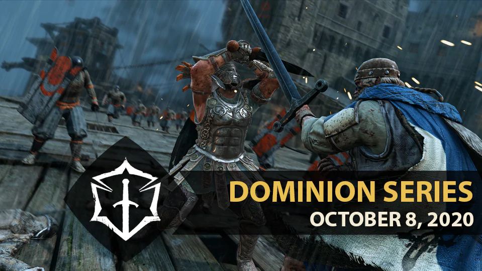 FOR HONOR DOMINION SERIES