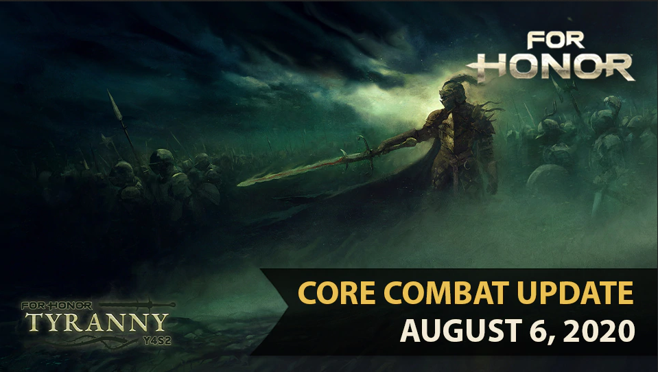 WELCOME TO THE CORE COMBAT UPDATE!