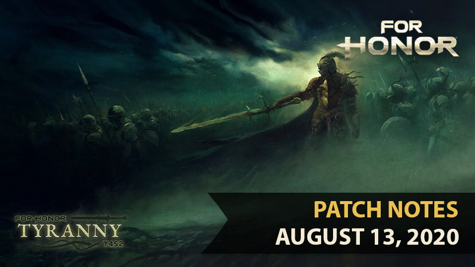 NEW PATCH ON AUGUST 13TH