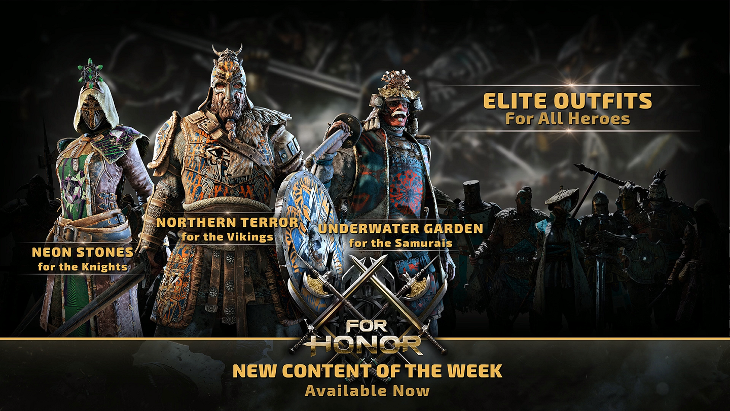 for honor new characters season 6