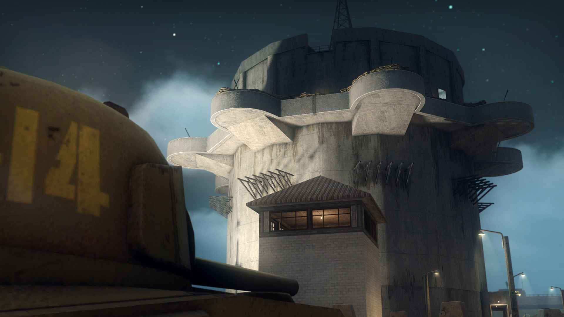 Day of Infamy :: Previewing the Flakturm Update