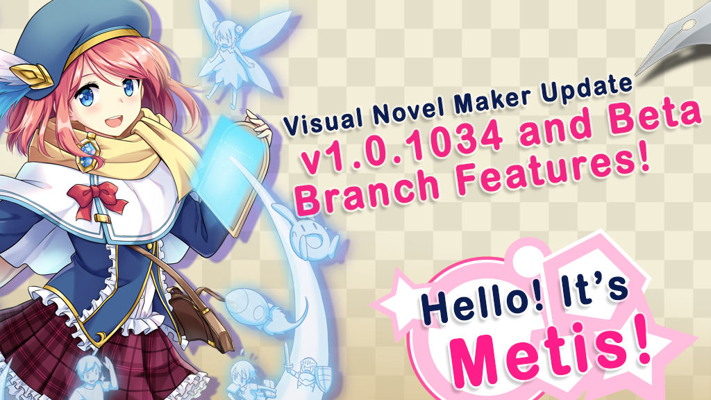 Dec 13, 2017 VNM Released in Japan! New FREE Assets