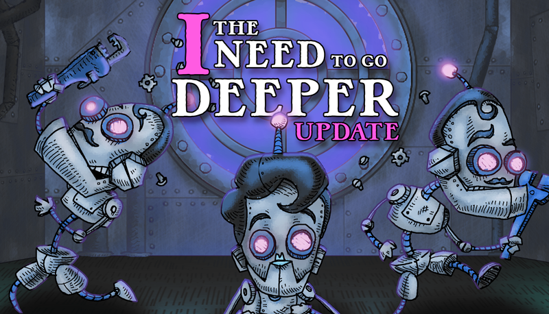 We Need To Go Deeper :: The
