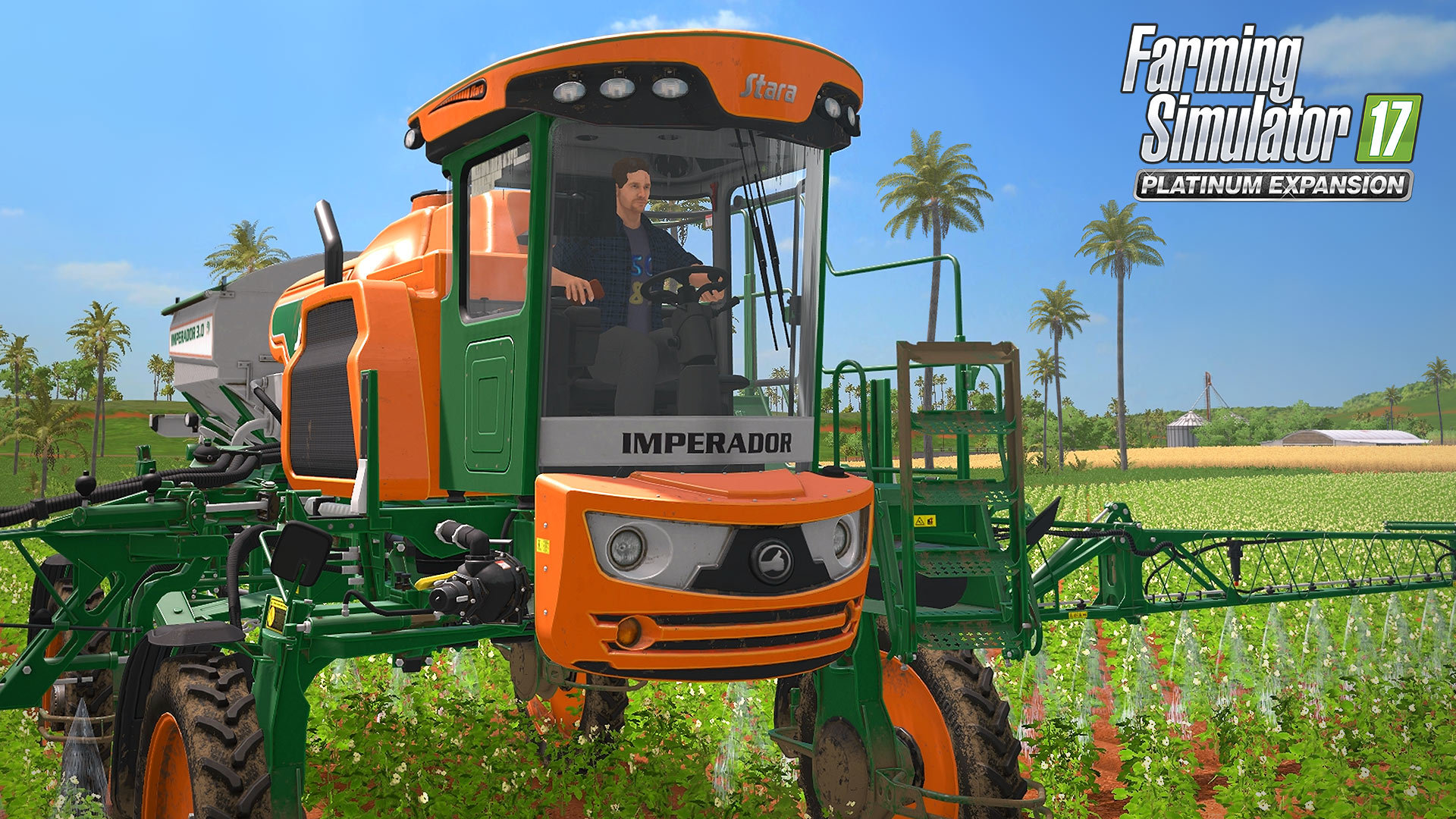 Farming Simulator 17 :: FS17 Platinum Edition now available!
