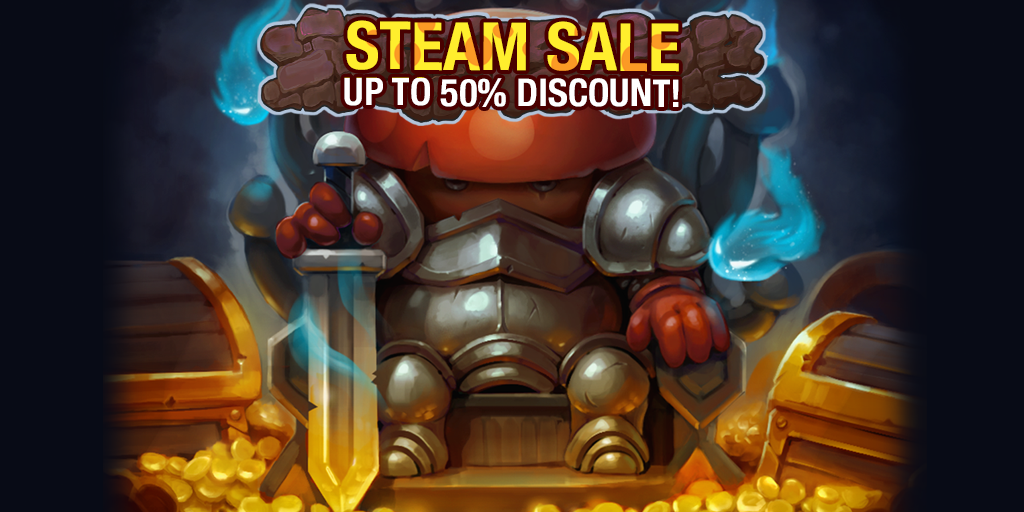 Mushroom Wars 2 :: Episode 3 Steam sale 🍄