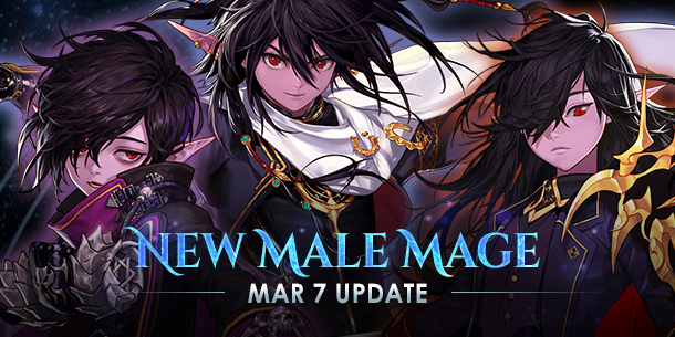 Dungeon Fighter Online Announcement New Male Mages Have Arrived