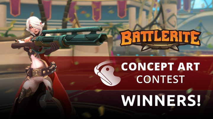 Dec 1, 2017 Community Weekly: Dinosaur Madness! Battlerite