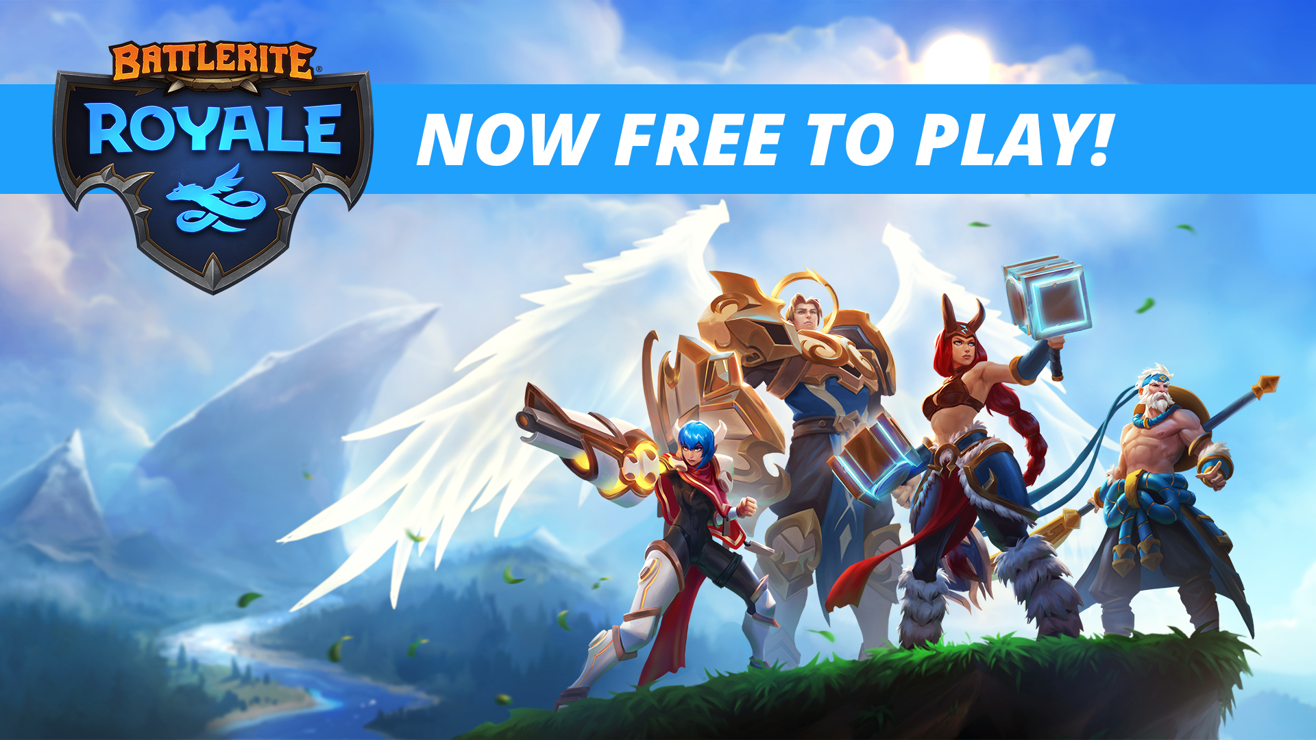 Battlerite Royale :: Group Announcements