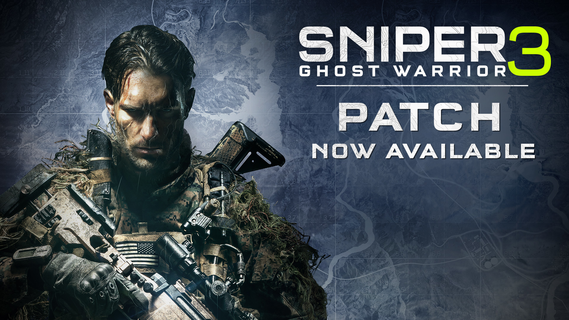sniper ghost warrior 3 :: patch 1.3 - now available!