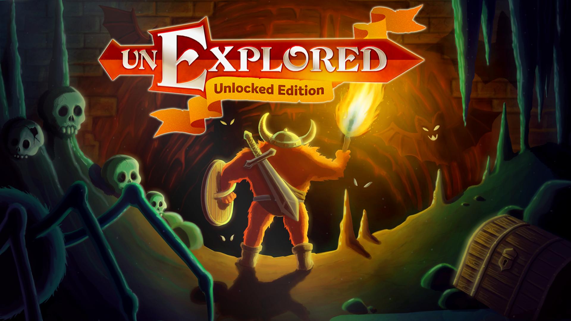 Unexplored :: Unexplored is coming to Nintendo Switch