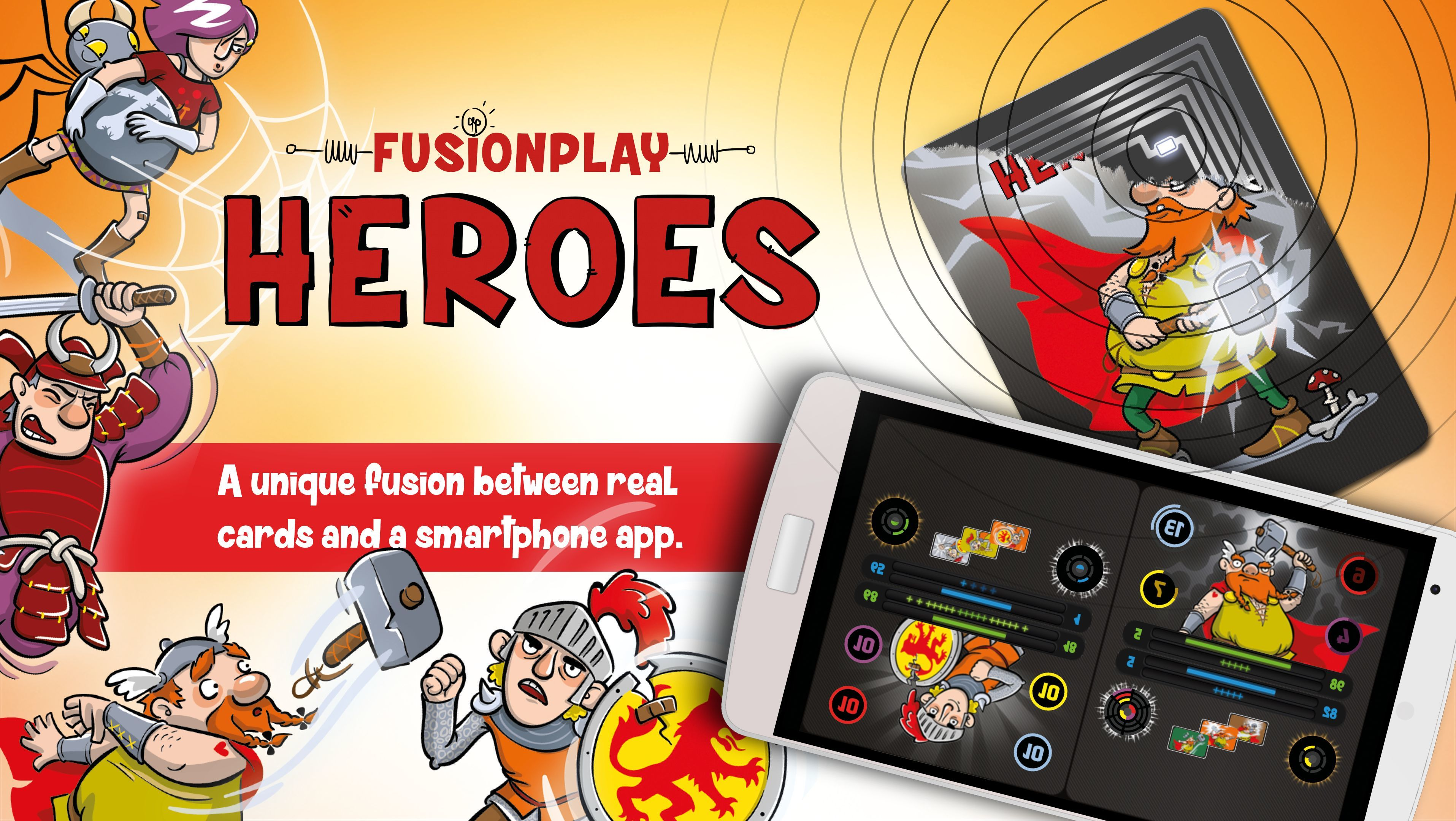 In Parallel To The Launch Of FusionPlay Heroes Phase 3 Is Starting Although Will Start Early Summer You Wont See Any Results Before Autumn