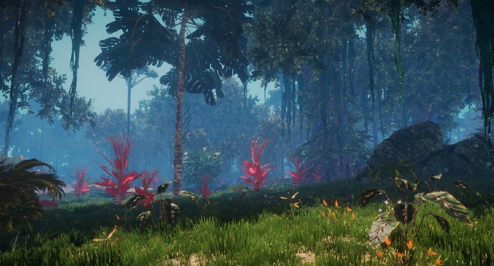 Planet Nomads :: New Camera Effects from Unity Look Stunning