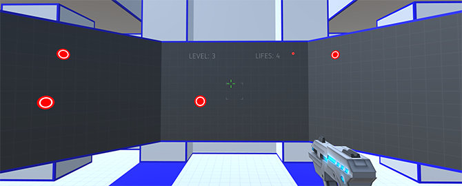 Aim Hero :: Update #4 New maps, stats, localization, and
