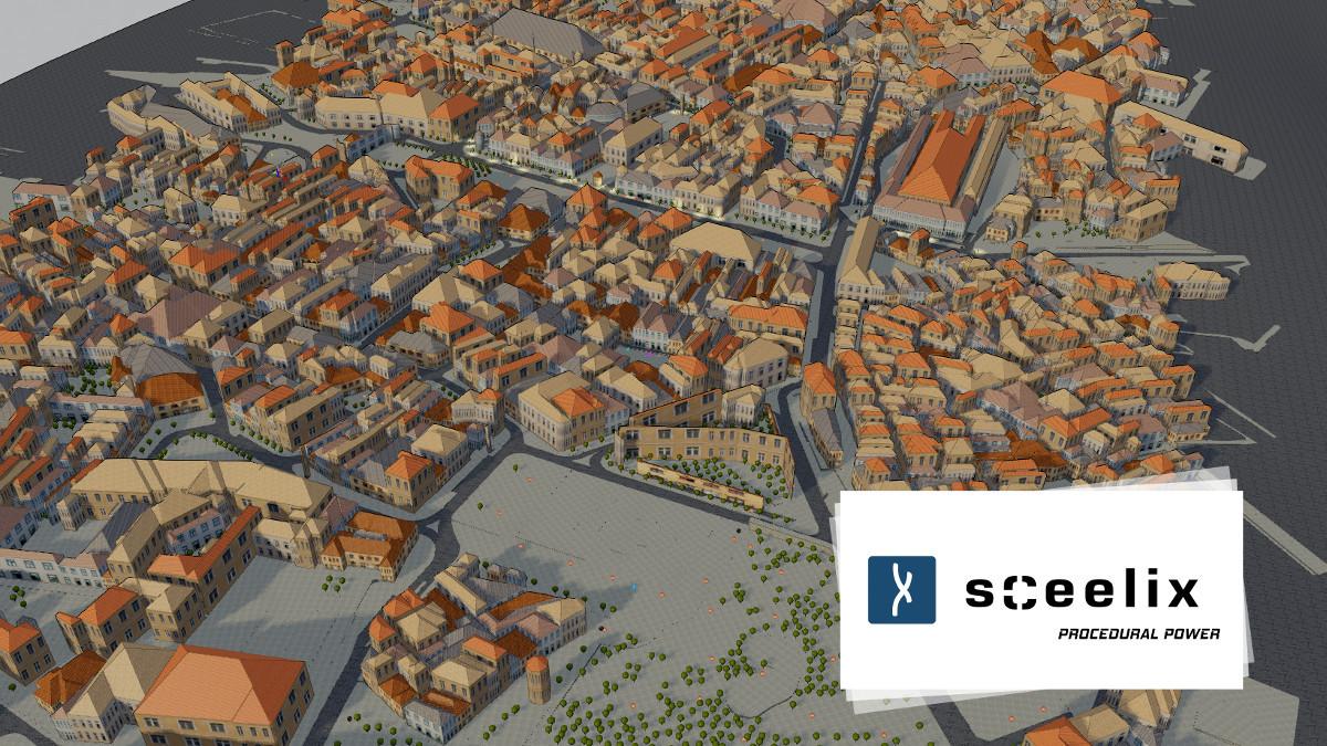 Sceelix - Procedural Power :: Have a 3D City using public GIS's