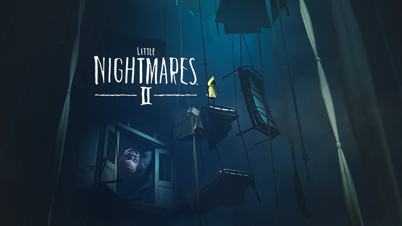 Little Nightmares II - Out February 11, 2021