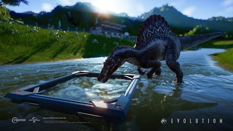 Jurassic World Evolution - Update 1.8 Coming 18 June