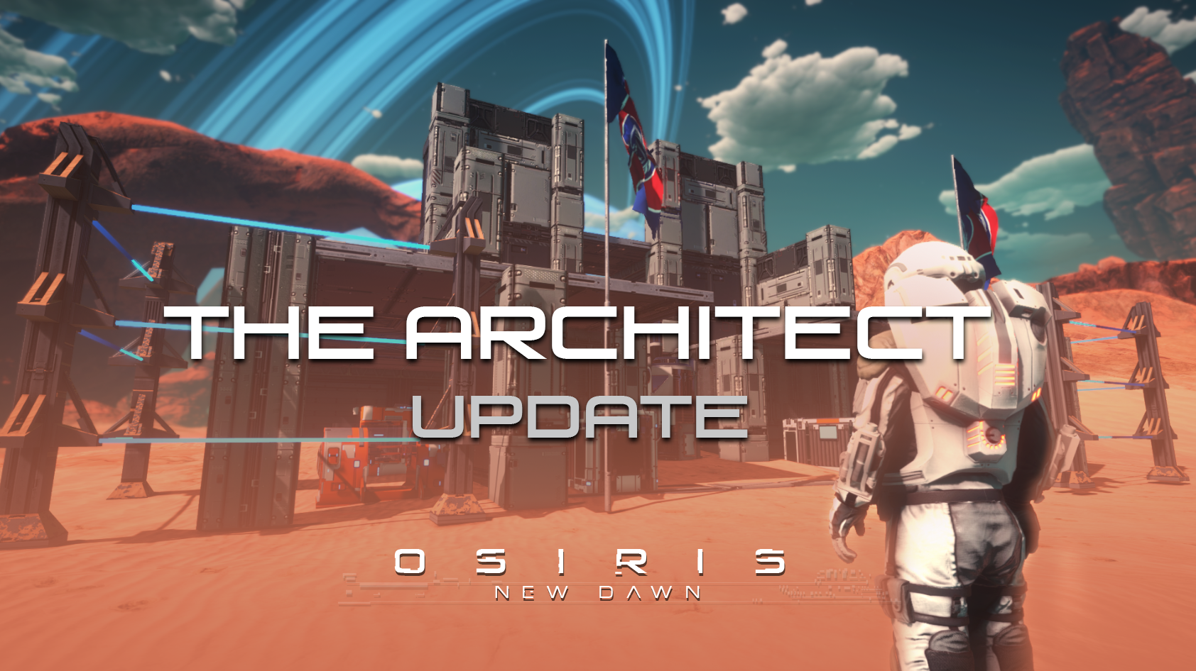 osiris new dawn the architect update available now