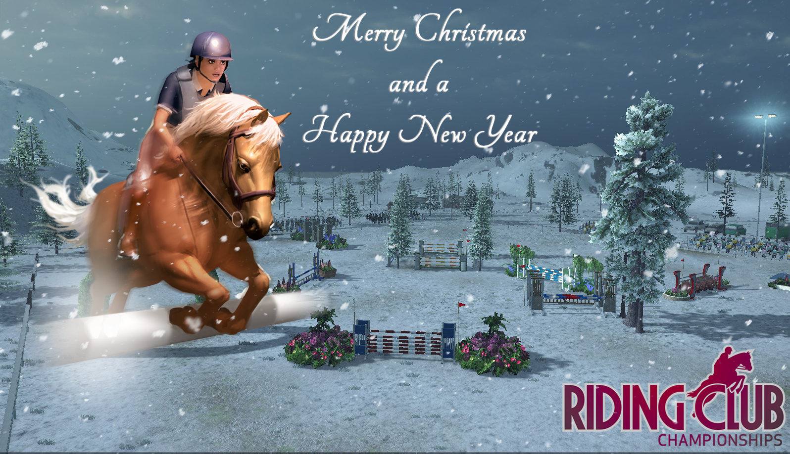 Steam Riding Club Championships Merry Christmas And A Happy New Year