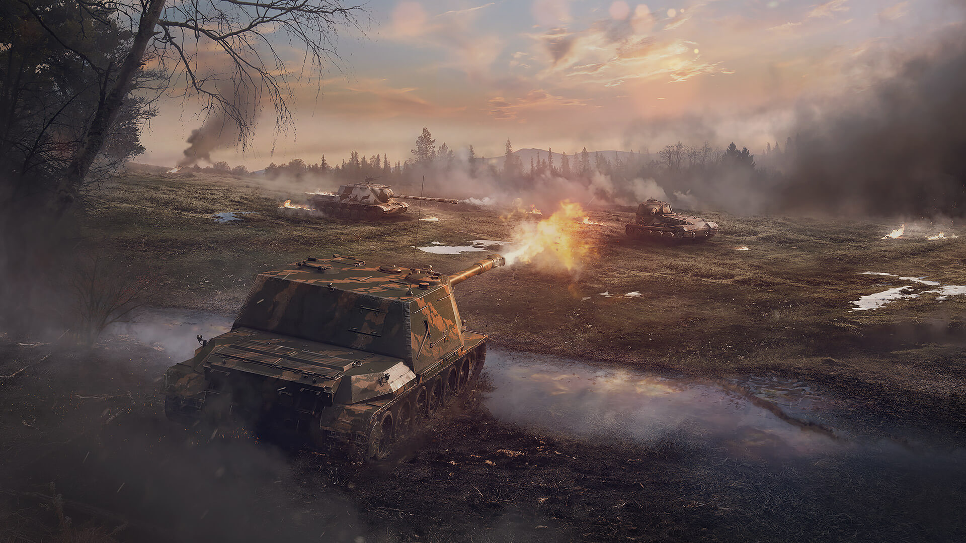 World of Tanks Blitz :: Chinese Tank Destroyers Arrive!