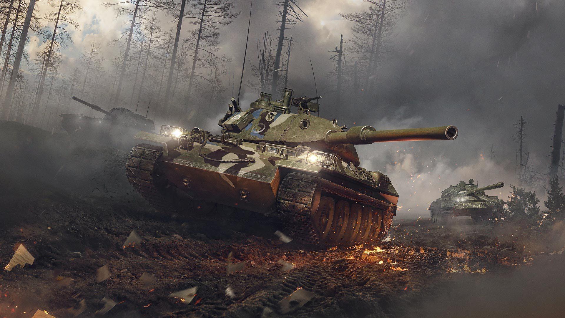 World of Tanks Blitz :: Update 5 10