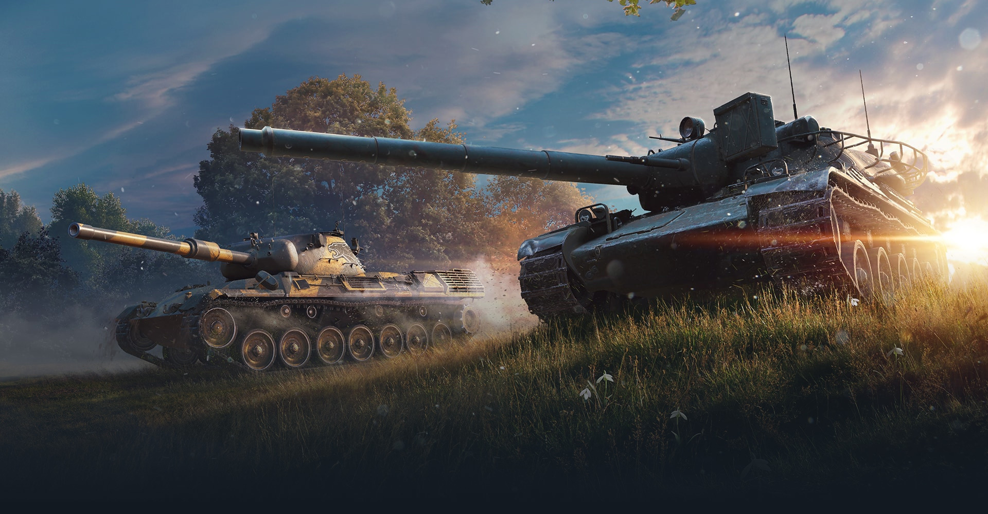 b2189ffb0 Reworked vehicle characteristics on the updated screen, a new camouflage,  start of the Spring Season, a multiple x2 bonus for your first victory in a  tank, ...