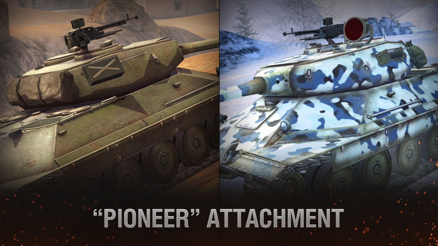 World of Tanks Blitz :: Winners' Time
