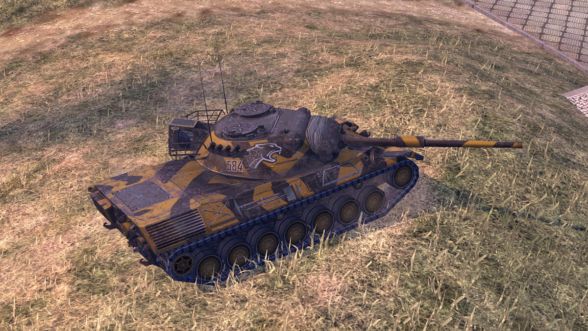 World of Tanks Blitz :: Update 5 8