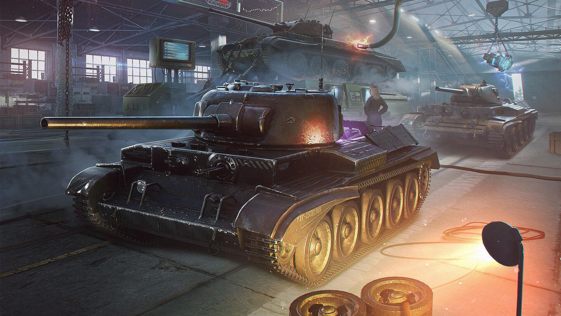 Steam World Of Tanks Blitz Y5