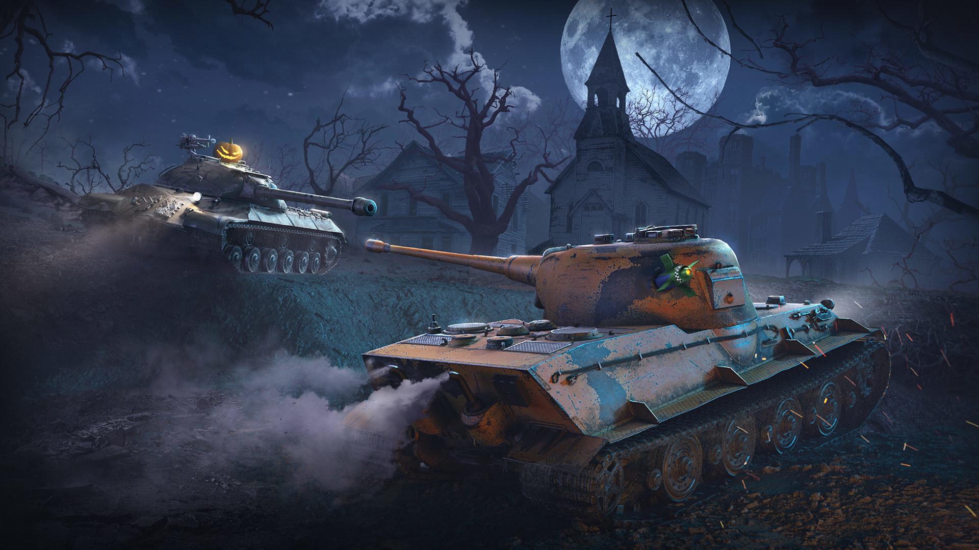 World of Tanks Blitz :: Blitz horror story