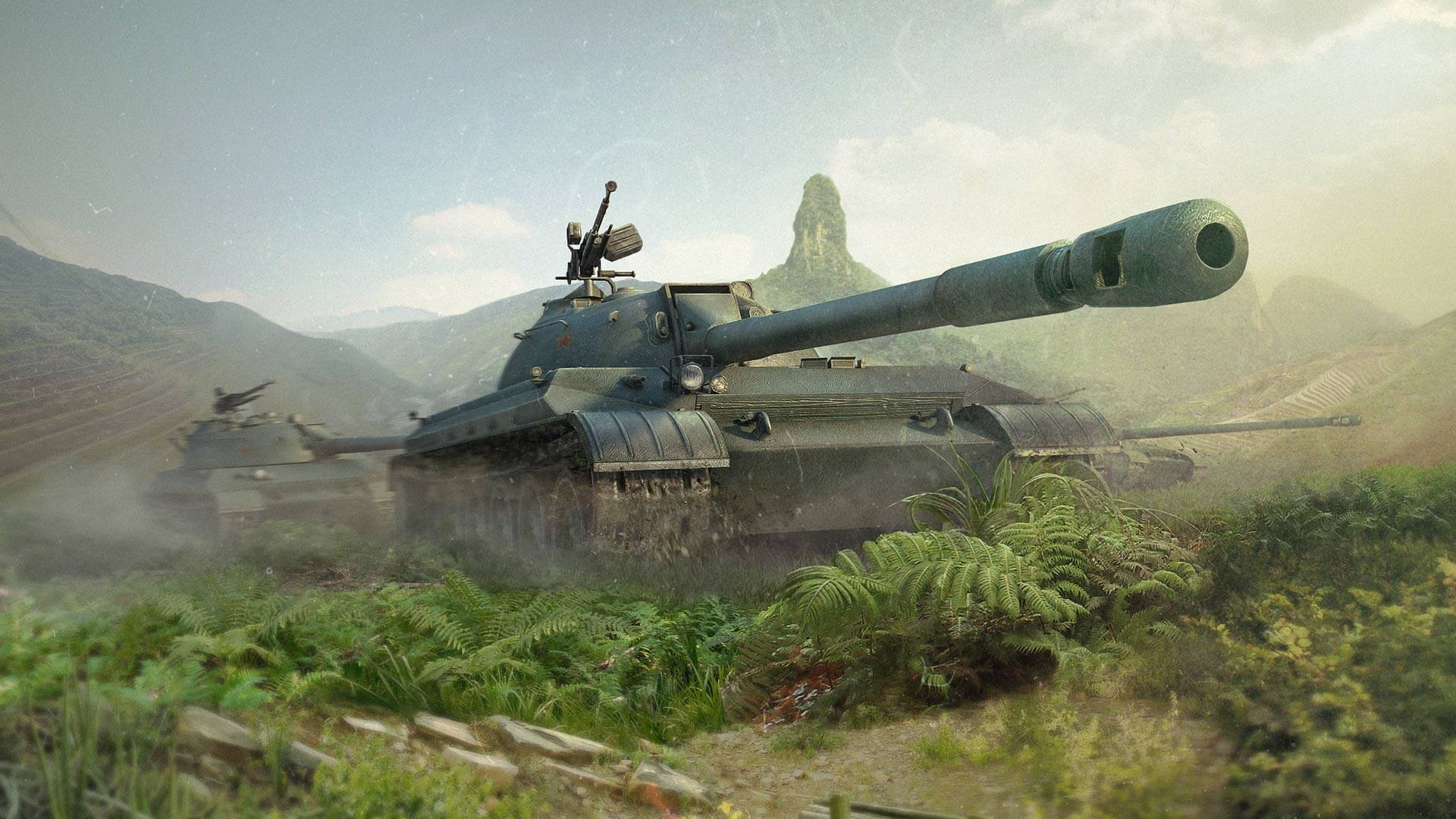 The Chinese Offensive Is Gathering Speed In Update 49 Branch Of Medium Tanks Now Accompanied By A Four Tier VII X Heavy