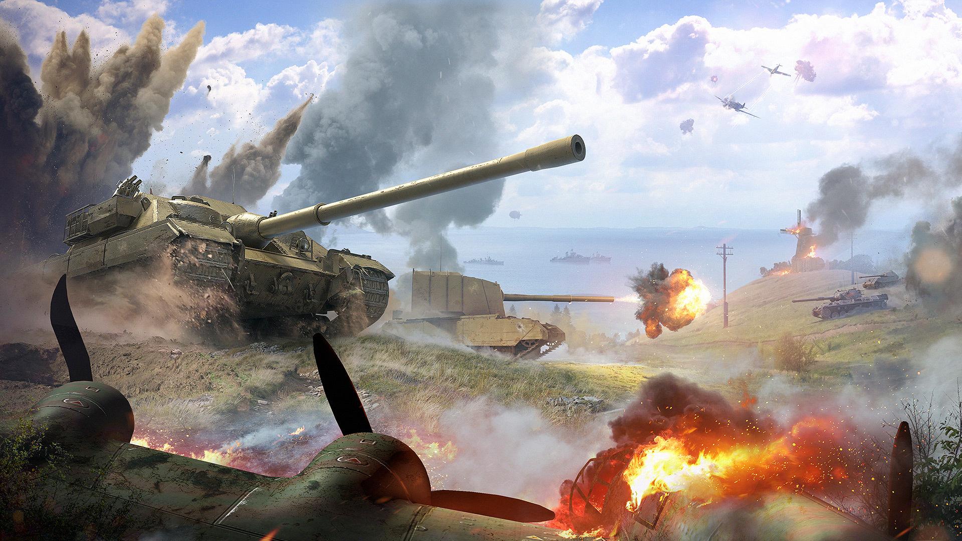 World of Tanks Blitz :: Update 6 0