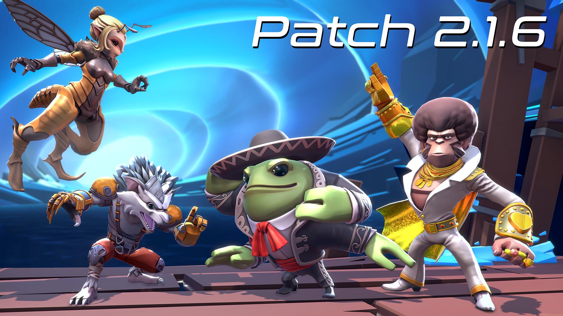 Patch 2.1.6 (Community Feedback)