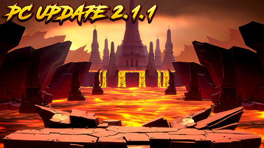 Update 2.1.1 patch notes