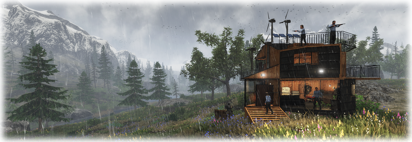 Subsistence Alpha 51 Update Map Expansion 20th Dec 2019 Steam News