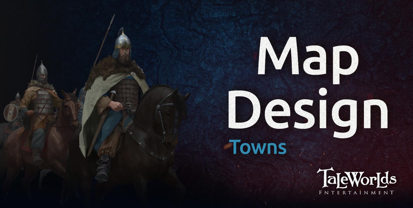Diario semanal de desarrollo de Bannerlord 63: Diseño de Mapas (Ciudades) 0d46408978d19269aaf4bf4146ced179037bf2a4