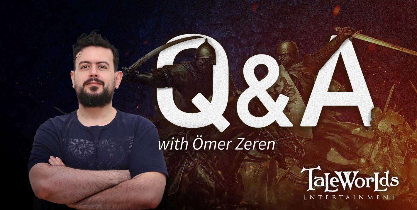 Diario semanal de desarrollo de Bannerlord 44: Entrevista a Ömer Zeren 0dddfaf8d0715e3ae1425a3fdd09a3328cd4e946