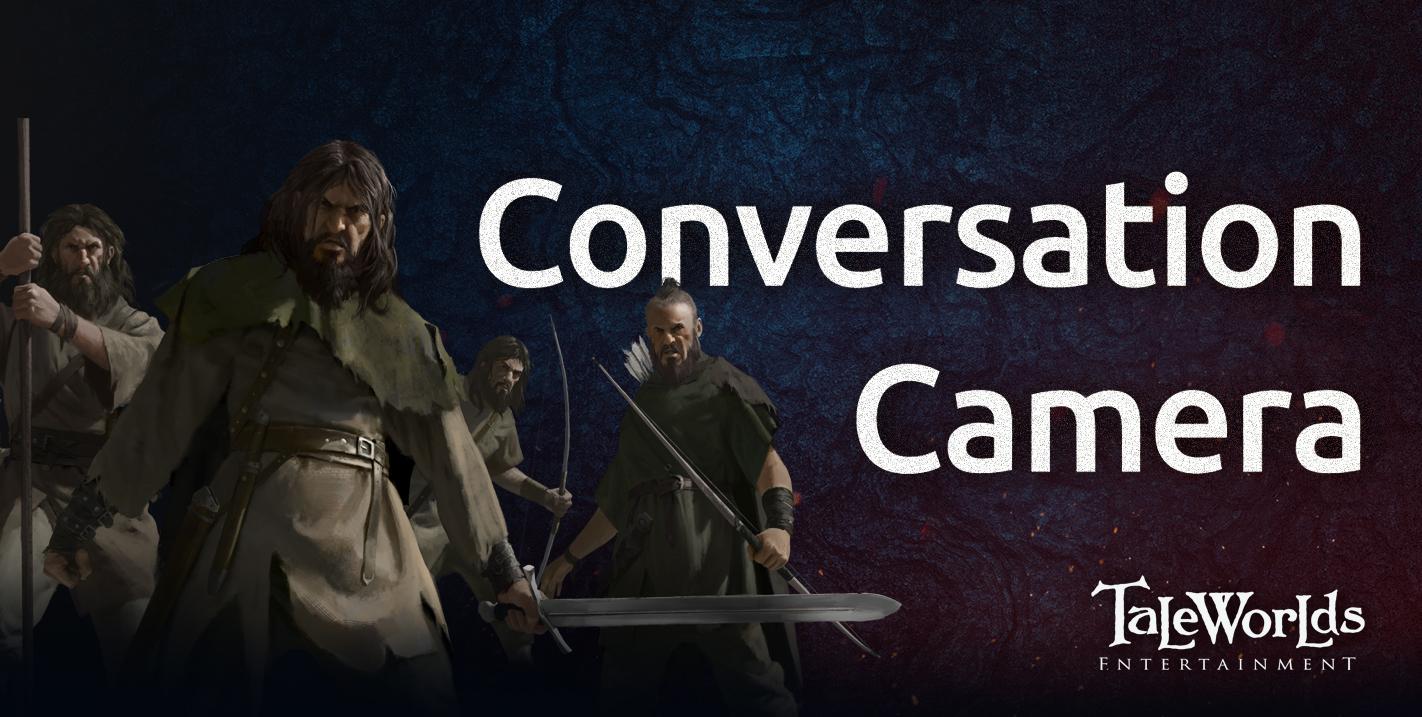 Diario semanal de desarrollo de Bannerlord 70: Camara de Conversación 21655595ea64db94df3a9955e038e8fd796c855f