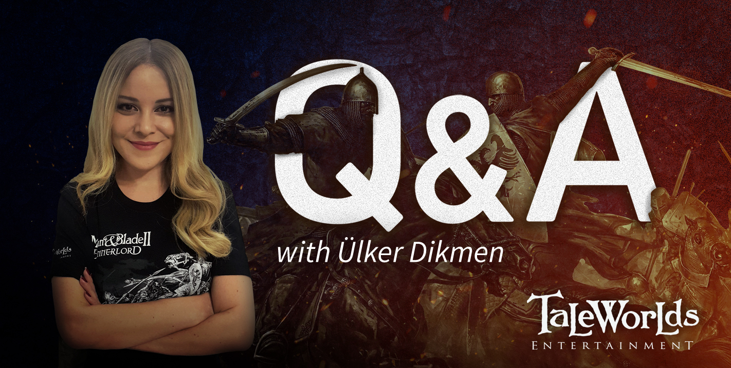 Diario semanal de desarrollo de Bannerlord 62: Entrevista con Ülker Dikmen 2fc4d064d24072929ba25d0b4247c60aab2a80d9