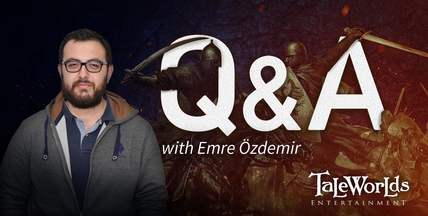 Diario semanal de desarrollo de Bannerlord 57: Entrevista con Emre Özdemir (Programador Interfaz ) 36de8fa68d323049d34e20765a01d9c7f6fdc820