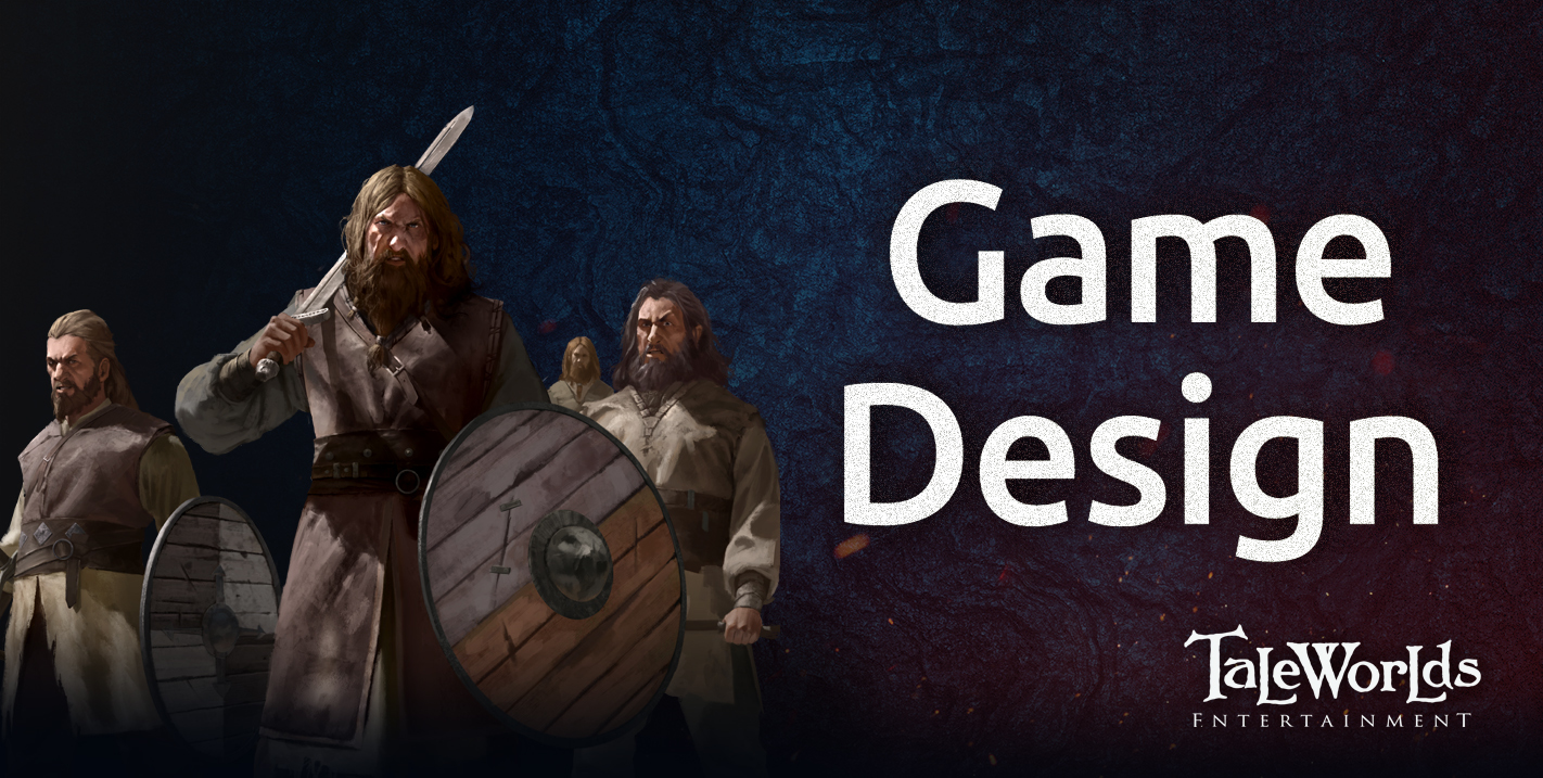 Diario semanal de desarrollo de Bannerlord 60: Diseño de Juegos 65c48e924c7aeb96c0b6335b0ef7e5799b5e9b77