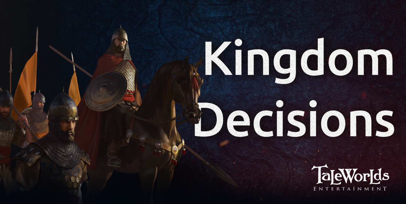 Kingdom Decisions