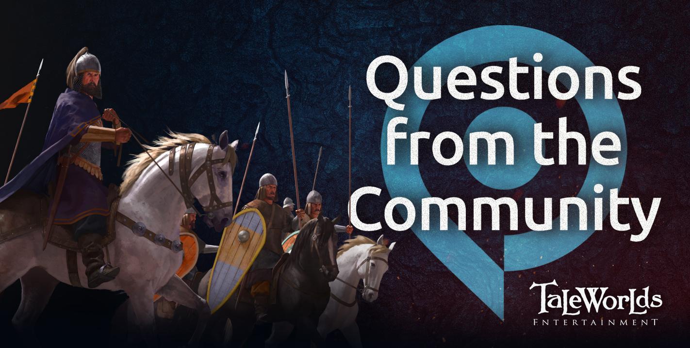 Diario semanal de desarrollo de Bannerlord 54: Preguntas de la Comunidad 788d1db65b4a97fd06f9fb4a79678a777e6c3ad1
